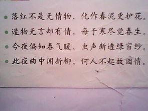 虹字的古诗词