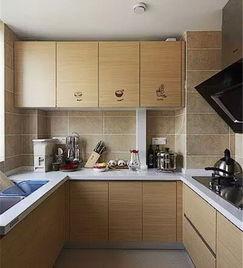 小户型厨房装修技巧