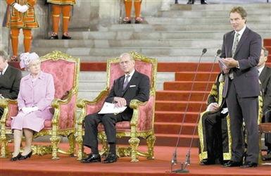 英国女王和她的首相们