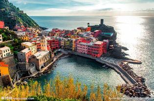 意大利五渔村图片