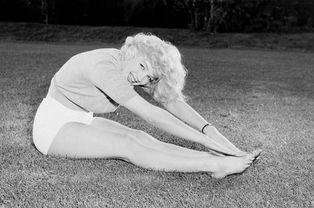 女神梦露的肉体训练