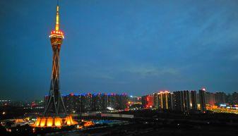 河南省地标建筑耗资8亿元建设人工景点,开放后却无人问津福塔河南省