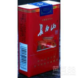 长白山人参烟价格(长白山烟16颗一盒是什么烟,多少钱)