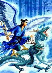 上古时代六十个神话传说,炎黄子孙都应该知道