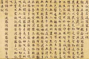 心经(佛经心经)_1876人推荐