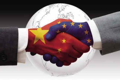 本次中国欧盟领导人会晤上,中欧决定对接双方战略,建立中欧共同投资基金;建立中欧互联互通平