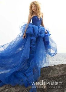 黑色婚纱的寓意是什么 各色婚纱的不同寓意