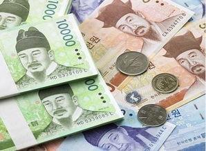 一人民币等于多少韩元(1人民币换多少韩元)