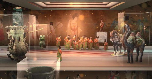 来源/《唐宫夜宴》视频截图