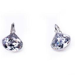 SWAROVSKI 施华洛世奇 链坠穿孔耳环水晶Via Crystal 项链 耳环套装 5008652