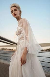 婚纱图片大全2018款大图梦幻 我有一个梦想将来嫁给你
