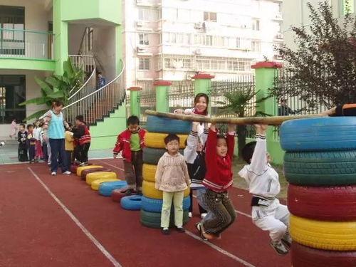 幼儿园户外活动运动类怎么活动更好