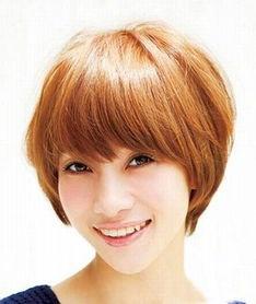 2018女生流行发型短发图片