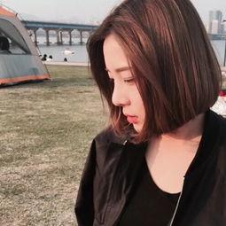 2018女生流行短发发型图片