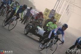 2012淮水安澜第四届环洪泽湖单车传骑大会金湖环湖勇士比赛图片