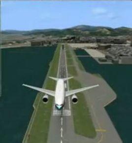 香港启德机场