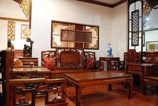 太原红木家具市场