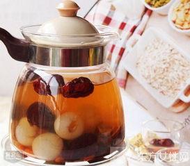红枣桂圆茶的功效与作用 这类人群不要喝哦