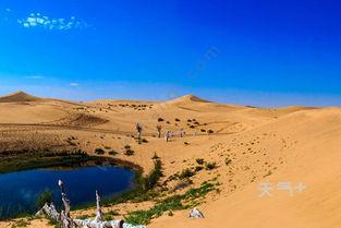 中国沙漠有哪些