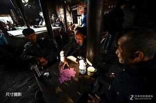 成都彭镇老茶馆映像  竹椅子图片大全价格竹躺椅