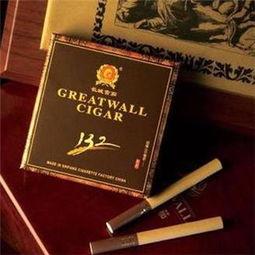 长城雪茄价格(长城雪茄20一盒好抽吗)