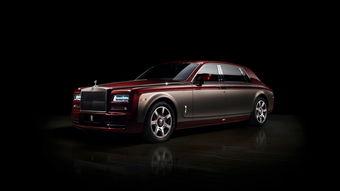 令人惊叹的劳斯莱斯幻影phantom汽车壁纸
