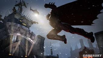 蝙蝠侠 阿甘起源 Batman Arkham Origins 最新演示 蝙蝠洞大揭秘