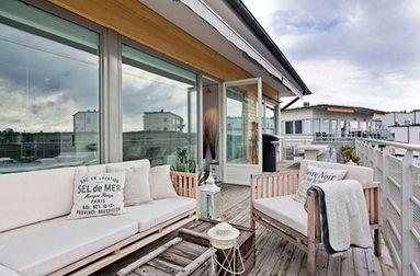 想养花阳台怎么装修