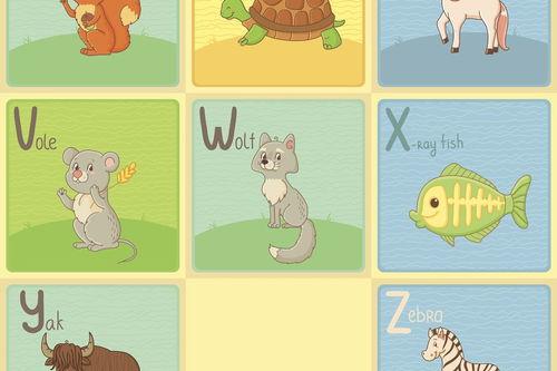 小狗的谜语用英语怎么说