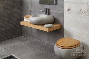 装修设计使小浴室变大浴室