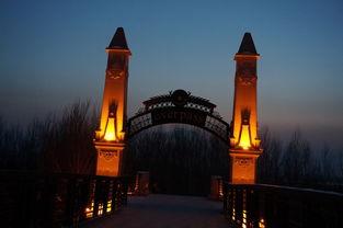 哈尔滨的冬,太阳把我们的影子都拉得很长,很长