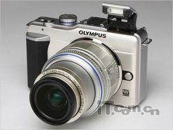 普及微型4 3系统 奥林巴斯E PL1上市