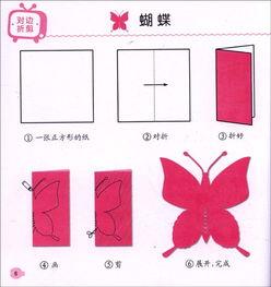 剪纸图案大全 喜鹊14 百度经验刘立宏剪纸