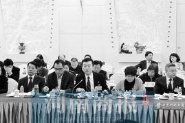 河南团审议全国人大常委会工作报告