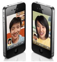 苹果 APPLE iPhone 4 8G版 3G手机 白色