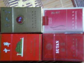 便宜烟有哪些(中国的烟有多少种)