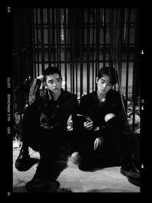 EXO Lotto 明日公开宣传MV