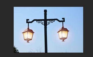 关于灯光的送150日左右简单范文文简单