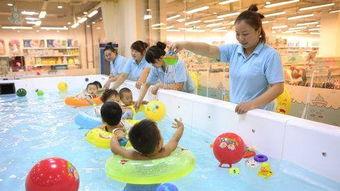 婴育儿游泳馆