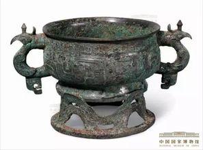 中国古代青铜器的分类