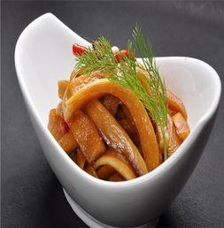 酱萝卜的家常腌制方法