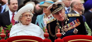 2012女王与菲利普亲王