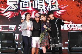 陶晶莹、巫启贤、ella、大张伟(左起)