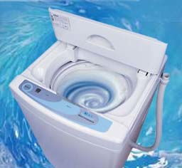 自助洗衣机怎么用