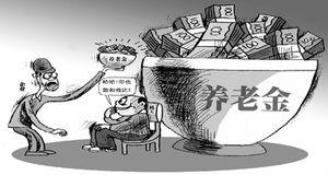 退休金双轨制(养老金双轨制)
