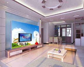 4款墙面集成板背景墙装修效果图 无甲醛环保竹纤维集成墙面装饰板设计图