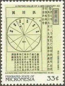邮票中的数学相关知识