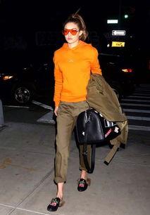 最显腿长的裤子,名叫上宽下窄高腰裤