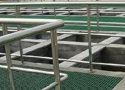 玻璃钢格栅污水处理行业专用