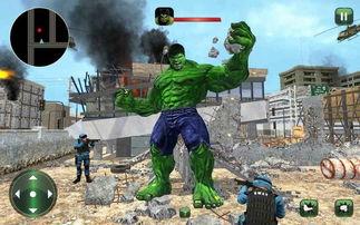 难以置信的怪物超级英雄大城市战役破解版下载 难以置信的怪物超级英雄大城市战役无限金币中文破解版 全查软件下载